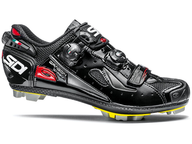 Sidi Dragon 4 Carbon SRS Shoes Men Black/Black
